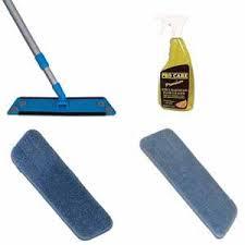 floor cleaning kit for based finish floors