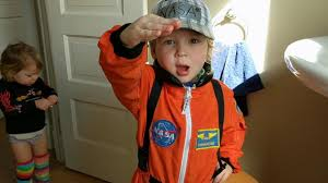 nasa halloween review space commander suit for kids aeromax jr brand astronaut