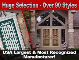 Unique Home Designs Security Doors Security Doors Designs With - Unique home designs security door