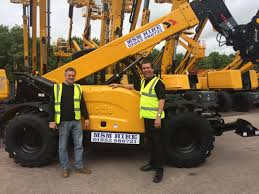 msm hire ltd have added the haulotte telehandlers to its growing