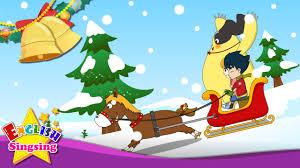 jingle bells christmas song for kids with lyrics youtube