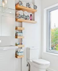 use all nooks for shelving 15 small bathroom decorating ideas on a budget small