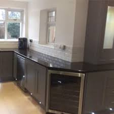 spray painting kitchen cabinets scotland kitchen spraying sprayers king specialist coatings wall
