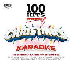 100 hits christmas karaoke karaoke songs reviews credits