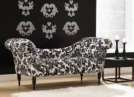 Accent Chairs Black And White The Interesting Black And White Accent Chair Nashuahistory