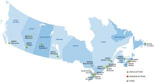 Moncton Canada Map by Remarketing Specialists Dealers Gm Financial