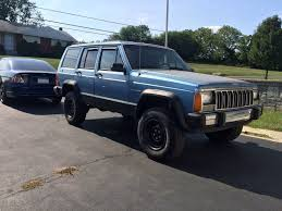 1989 jeep wagoneer lifted best mod i u0027ve gotten for the xj yet cherokeexj