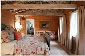 chambre à coucher rustique la chambre à coucher style grange en 16 exemples