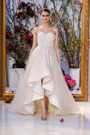 wedding dresses high a line wedding dress kleinfeld bridal
