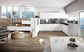 küche offen küchen u form das perfekte kombiniert form funktion und