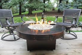 Firepit Set Enjoyment Outdoor Firepit Table Set Boundless Table Ideas