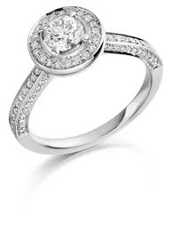 circle wedding rings engagement rings circle engagement ring