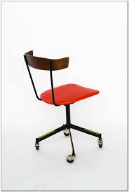 mid century modern swivel desk chair chairs home design ideas
