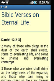 Bible Verse For Comfort During Death Help For The Grieving Android Apps On Google Play