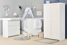 chambre bebe chambre bébé grain d orge blanche