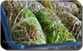 cuisiner un chou vert chou vert farci recettes by hanane