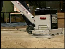 what type of floor sander do you use on hardwood floors