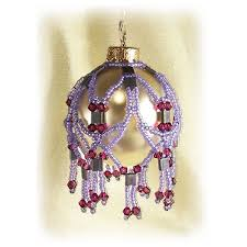 176 best beaded ornament patterns images on