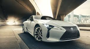 dealerships usa lexus lc 500 lc 500h arrive at usa dealerships this month