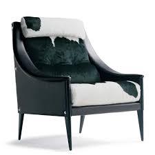 High Back Armchair Dezza Highback Armchair Poltrona Frau Switch Modern