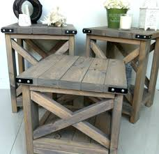 Rustic Side Tables Living Room Rustic Side Tables Living Room Spotthevuln