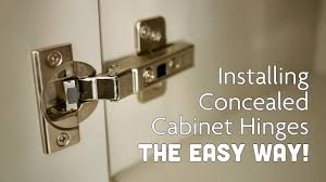 kitchen cabinet door hinge template installing concealed cabinet door hinges handles the easy way