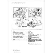 service manual how to remove a 1995 mercedes benz s class mercedes benz service manual v 8 engine m119
