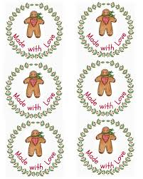 printable gingerbread man gift tags 388 best gingerbread images on pinterest christmas cards xmas