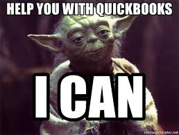 Yoda Meme Creator - help you with quickbooks i can yoda meme generator