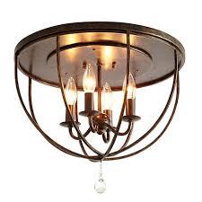 wrought iron flush mount lighting orb ceiling mount ballard designs 199 169 10 h x 16