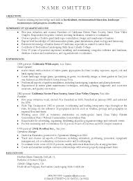 Resume Template For No Work Experience Sample Resume Work Experience Format No Experience Resume Example