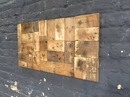 simple wood pallet wall pallet furniture plans