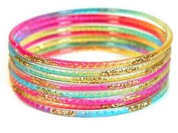 glass bracelet images Rainbow indian glass bracelets 2 10 jpg