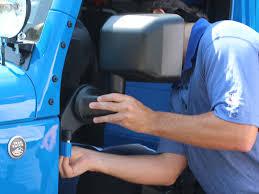 jeep wrangler mirrors exterior die tech dt mbjk die tech road mirror brackets