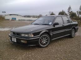 mitsubishi galant 1991 1988 mitsubishi galant vr4 retro rides