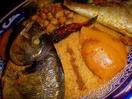 recette cuisine couscous tunisien couscous tunisien d automne au coing et au poisson filkoujina