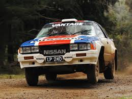nissan group nissan silvia 240rs homologation version rally group b shrine