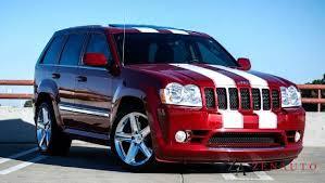 jeep srt8 reliability 2006 jeep grand srt 8 srt8 custom awd in sacramento ca