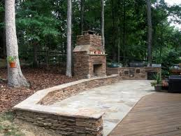 Backyard Stone Patio Designs by 25 Great Stone Patio Ideas For Your Home Stone Patios Patios