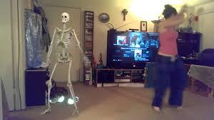 Halloween Skeleton Dance Halloween Skeleton Dance Youtube
