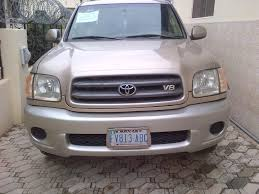toyota sequoia used for sale neatlly used toyota sequoia for sale autos nigeria