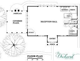 floorplan the orchard event venue