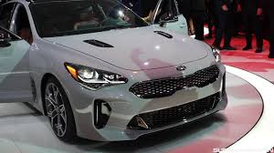 kia 2018 kia stinger gt close up look and thoughts youtube