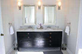 Floating Vanity Plans Fascinating Floating Sink Vanity 35 Floating Bathroom Vanity Diy