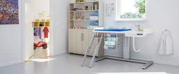 Change Table Height Height Adjustable Baby Changing Table 333 141 Height Adjustable