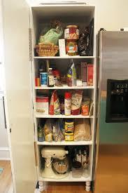 Single Door Pantry Cabinet Best Freestanding Pantry Tedx Decors