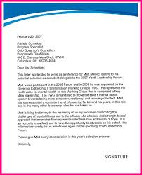 cover letter letter of recommendation 28 images 9 letter of