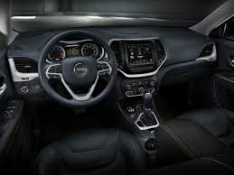 jeep interior 2017 new 2017 jeep cherokee price photos reviews safety ratings