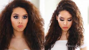 hair styles for a type 2 pictures on types of curly hair cute hairstyles for girls