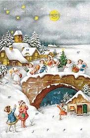 50 best christmas advent calendars images on pinterest